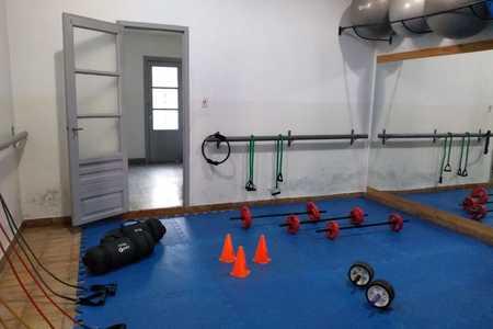 Mouvant Centro de Actividad Física
