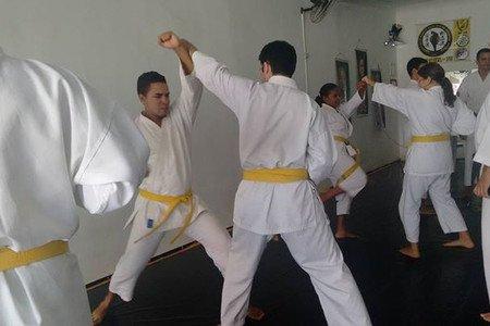 Dojô de Karatê Goju Ryu de Araripina -