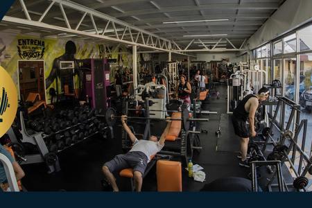 Acropolis Gym -