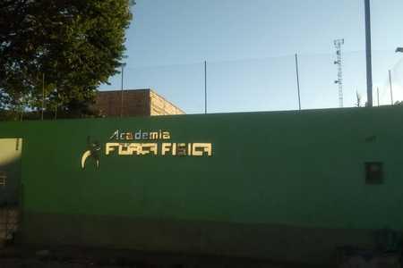 Academia Força Fisica -