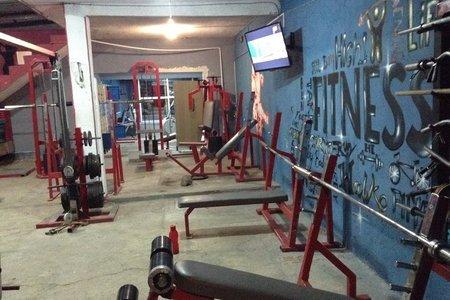 Gym Alfa Training Center