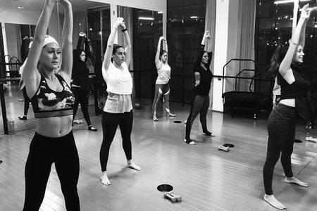 INTO BARRE Ballet Yoga Pilates Campestre