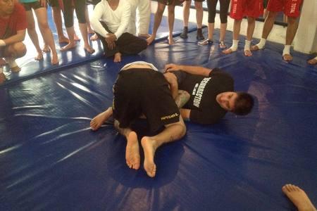 Steel Core Fight Center (Renzo Gracie Toluca)