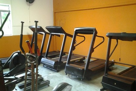 ROM Fitness Academia