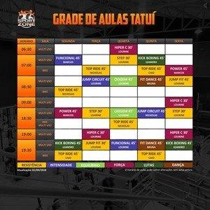 Sportzone Academia - Tatuí