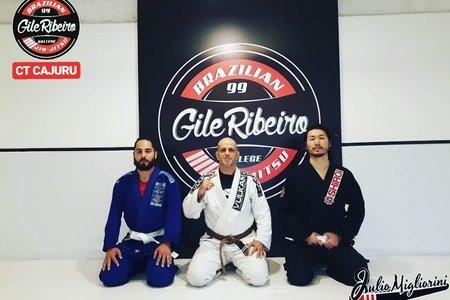 CT Gile Ribeiro BJJ Cajuru