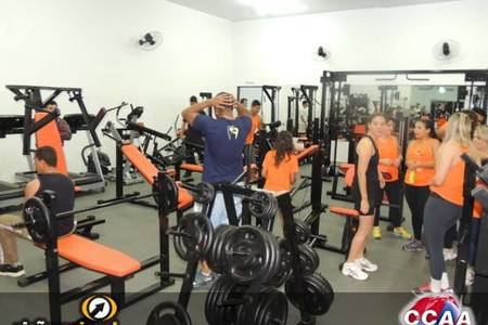 Fórmula Fitness Academia