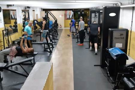 Power Gym Academia