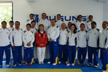 Instituto México Mugung de Taekwondoo -