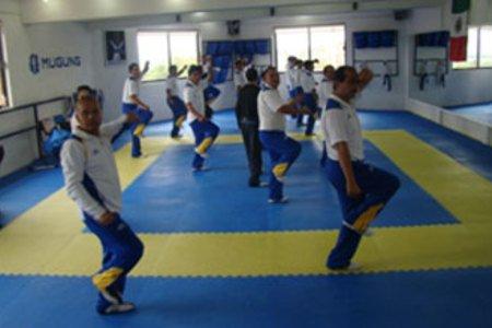 Instituto México Mugung de Taekwondoo