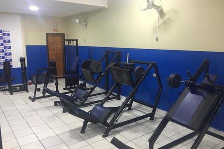 Academia Inove Club Fitness -