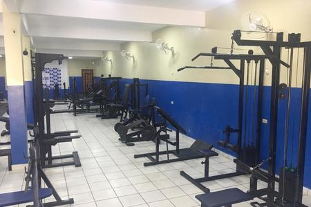 Academia Inove Club Fitness