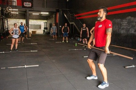 SuperForce Crossfit Tres figueiras