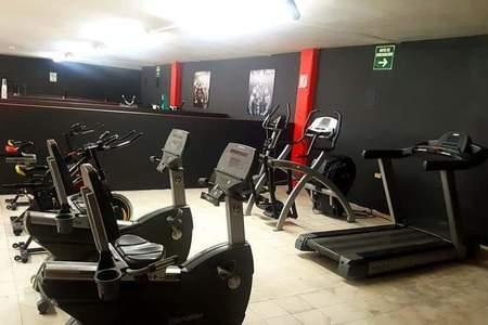Addiction Gym Centro