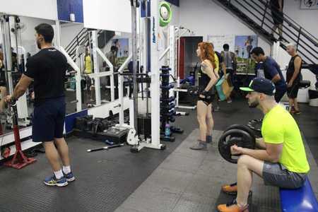Academia Madureira Musculação -