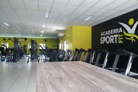 Academia Sport Fit - Dois vizinhos
