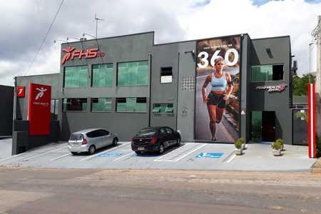 Academia Fisio Health Sports -