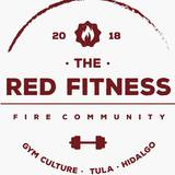 Red Fitness - logo