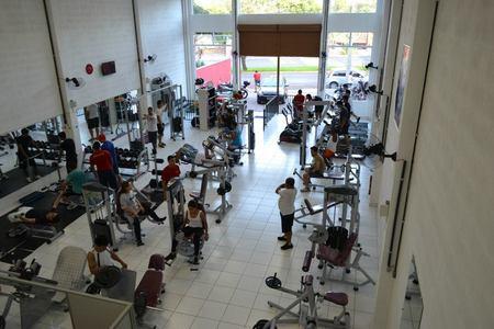 Academia Arena Fire Fitness