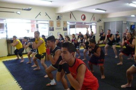 Centro Paulista de Artes Marciais (ZN Combat)