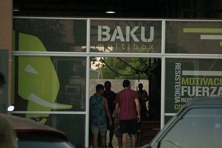 Baku CF Lujan