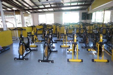 Academia Fit Center - Bicicletas Fit Center