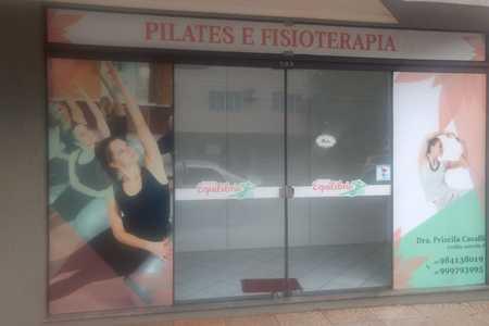 Espaço Equilíbrio Pilates e Fisioterapia -