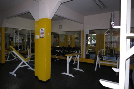 Academia Fit Center - Aparelhos Fit Center