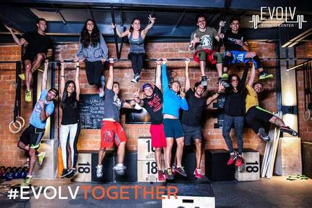Evolv Fitness Center -