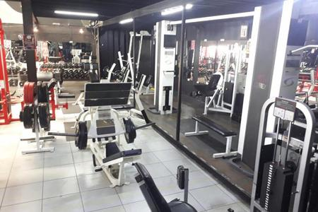 Gym Olimpo Esparta -