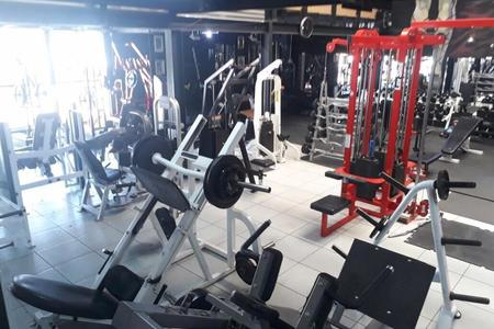 Gym Olimpo Esparta