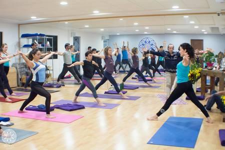 yoga para embarazadas mendoza