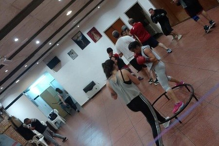 Solo Box Gym Núñez I -