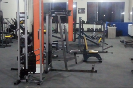 ARENA FIT ACADEMIA -