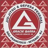 Gracie Barra São Francisco - logo