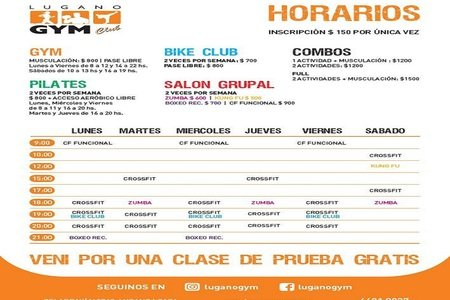 Lugano Gym Club