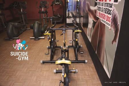 Suicide Gym -