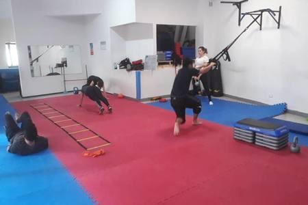 GIMNASIO CRAF -( centro recreativo de actividades fisicas) -