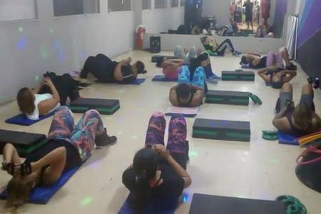 Academia CM Fitness