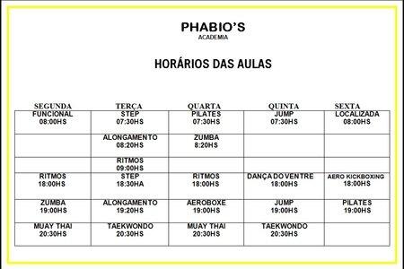 Academia Phabio'S