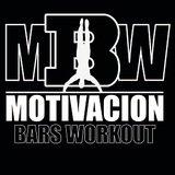 Motivation Bars Workout Mbw Norte - logo