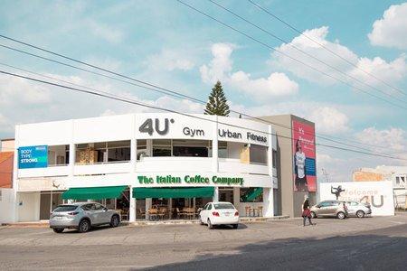 4U Gym Jardines de la Hacienda -
