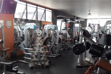 4 Fitness Academia