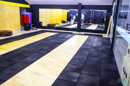Academia Ouro Fit -