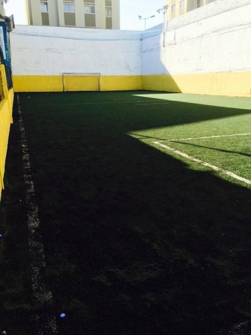 ad29fd1f19 Academia Free Ball Quadra De Futebol Society Unidade I - Vila das ...