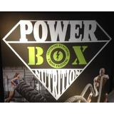 Power Box Nutrition - logo