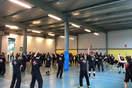 Krav Maga Defcon® Trainingscenter München -