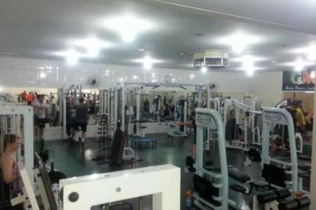 Academia Corpo & Movimento Núcleo 1