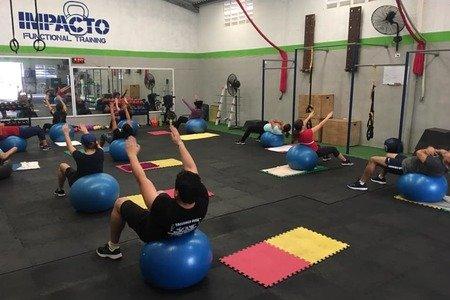 Impacto Functional Training -
