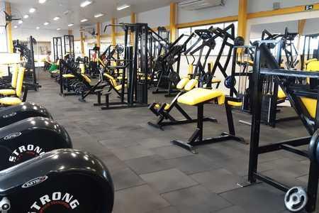 Academia Top Fusion Gym -